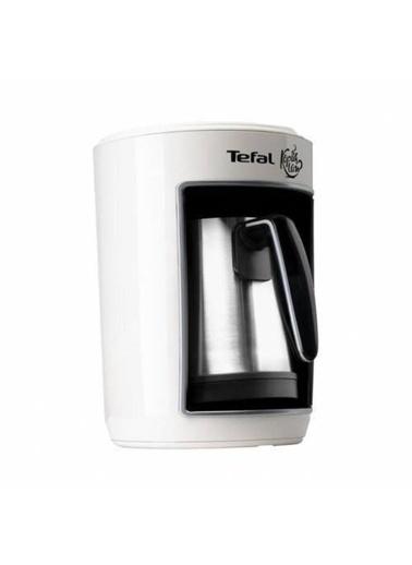 Tefal Tefal Köpüklüm Pro Beyaz Çelik Türk Kahve Makinesi Renkli